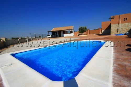 Casa Patria con piscina